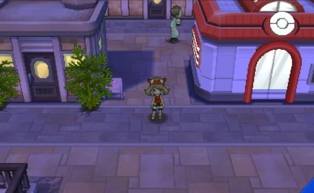 Cara Mendapatkan HM01 Cut Di Pokemon Omega Ruby