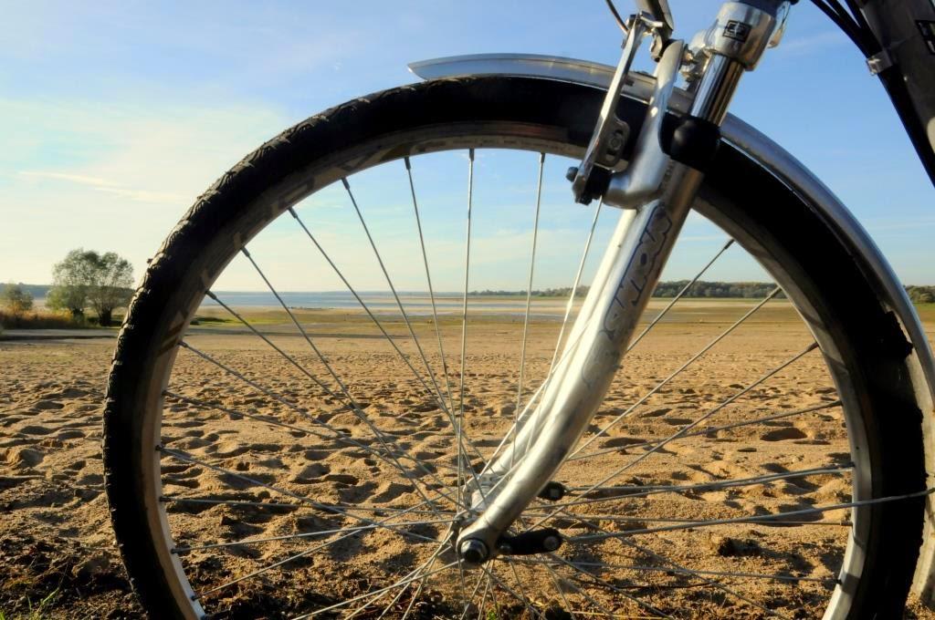 aube fietsen lac d'orient, velovoie des lacs