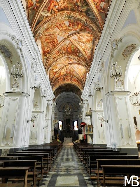 lipari isole eolie cattedrale san bartolomeo