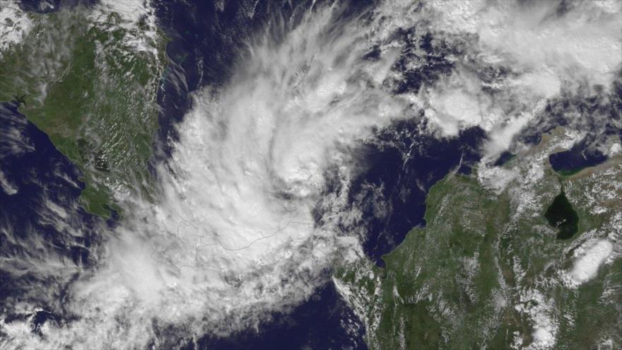 el huracán otto y el handball