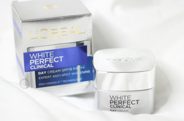 REVIEW : Rangkaian Perawatan Kulit L'Oreal Paris White Perfect Clinical by Jessica Alicia