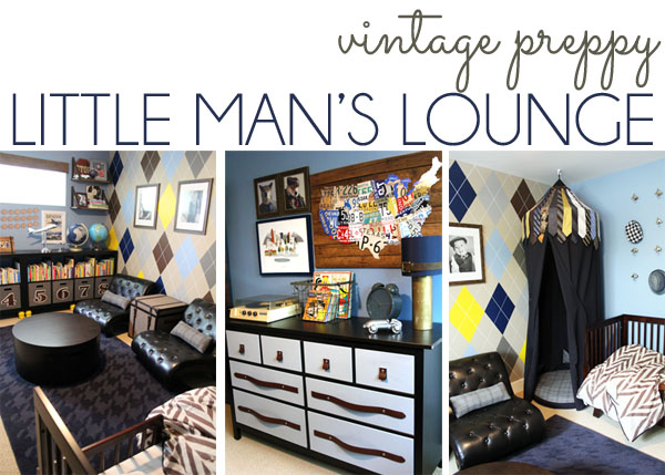 preppy bedroom. Because it s a kid room  there lot going on but I ll walk you through and point out the details Details which include lots of repurposed One Room Challenge The Reveal Vintage Preppy Little Gentleman