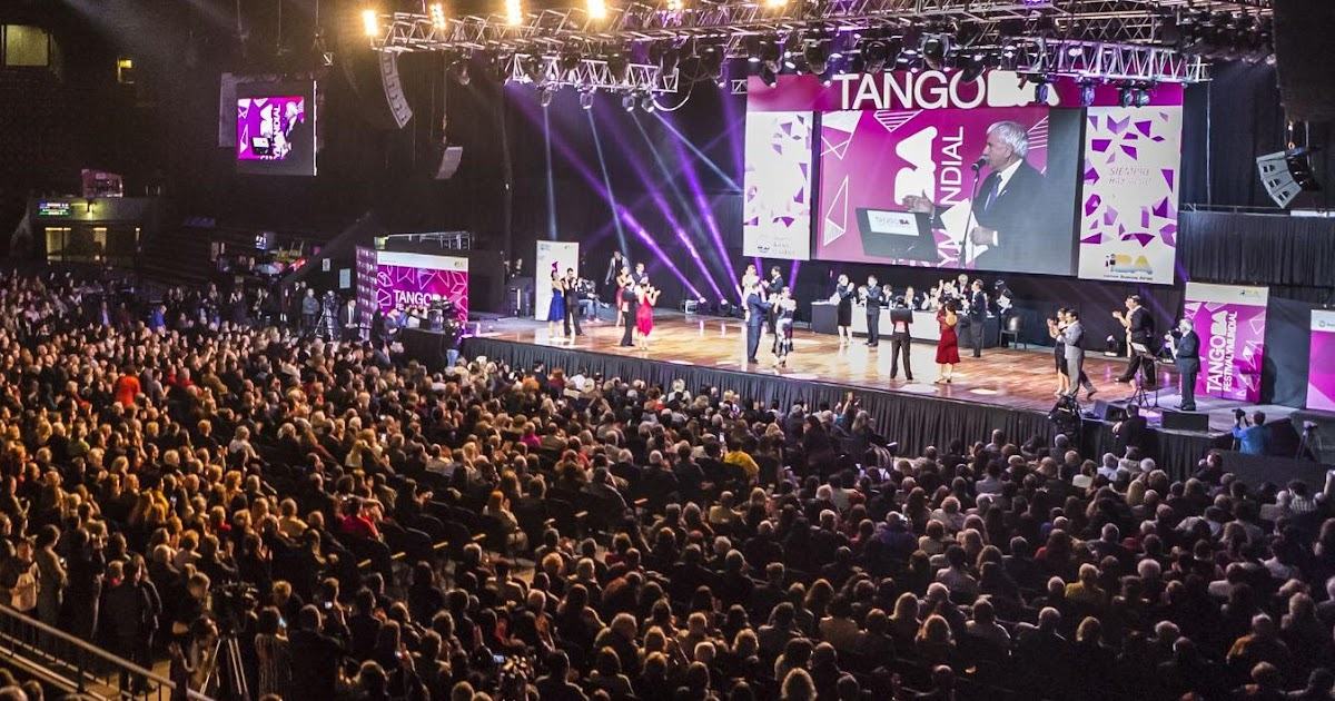 2018 Tango Buenos Aires Festival And Tango Dance World Cup