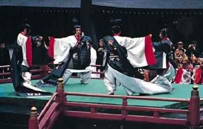 Bugaku awal asal usul tarian tradisional Jepang - berbagaireviews.com