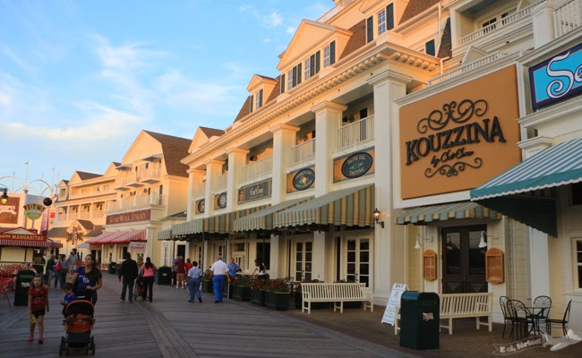 Disney's Boardwalk, Orlando