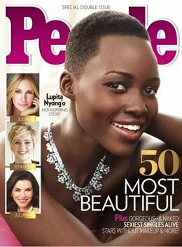 Get Lupita's Flawless Skin, Inspired by People's 'Most Beautiful' List via ProductReviewMom.com