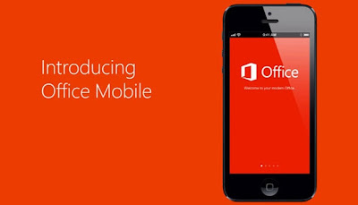 Microsoft Office Hadir di iPhone
