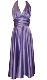 lilac purple long plus size cheap clothing dresses for women