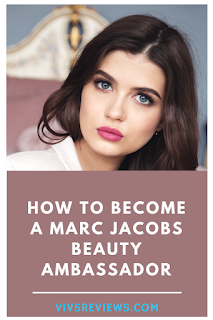 How to Become a Marc Jacobs Beauty Ambassador