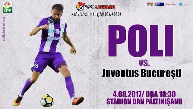 Poli Timișoara in căutarea primei victorii de acasa din noul sezon cu Juventus București