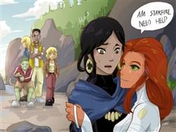 Teen Titans Earth One v1