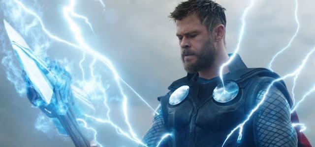 Thor - Ragnarok: Nova arte conceitual mostra que Chris Hemsworth quase ficou careca