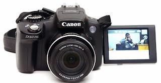harga Jual Kamera Prosumer Bekas Canon Powershoot SX50