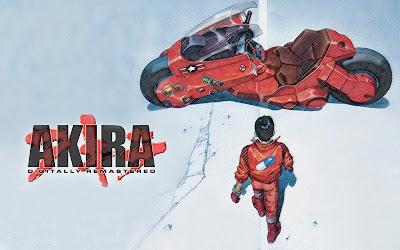 AKIRA de Katsuhiro Otomo edición 30 aniversario