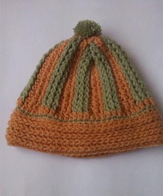 Post Double Crosia Hat Pattern