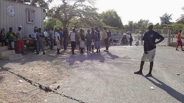 Haitianos intentan linchar a garrotazos y pedradas a 5 dominicanos