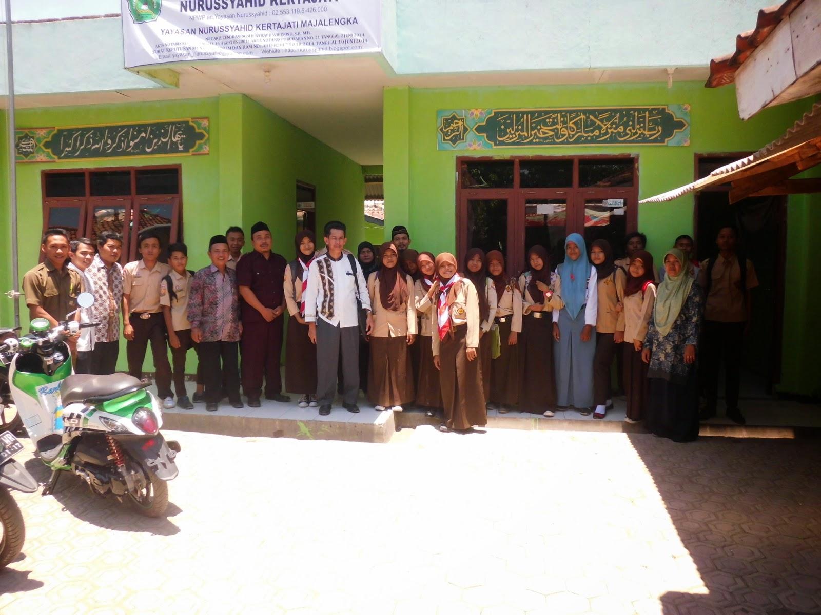 Melihat Sejenak Madrasah Aliyah Nurussyahid Kertajati