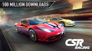 LINK CSR Racing 4.0.1 APK CLUBBIT