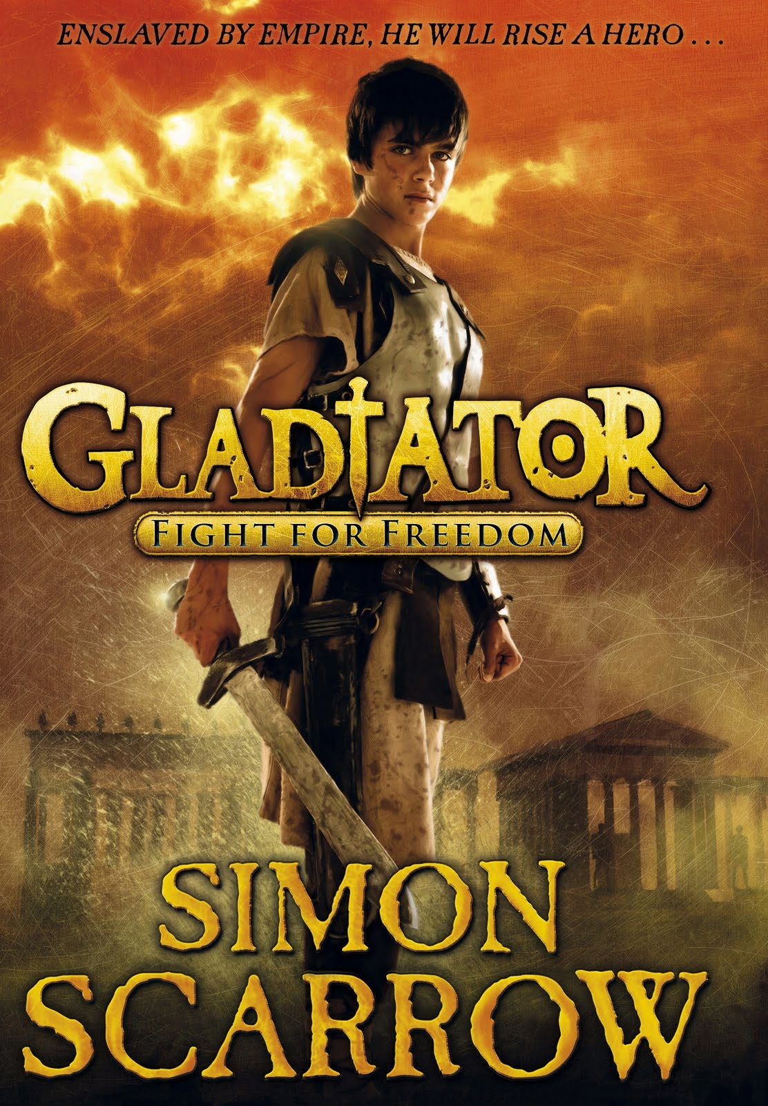 Gladiator Books For Kids
