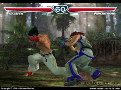 Download Tekken 4 Highly Compressed Game For PC