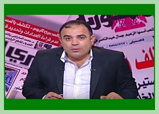 برنامج كلام جرايد 23-8-2016 مجدى طنطاوى - قناة العاصمة