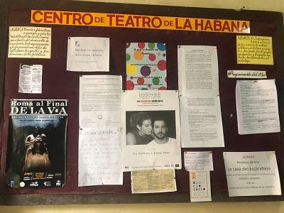 Centro de teatro de La Habana