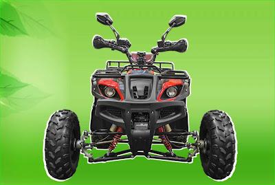 ATV bermesin listrik
