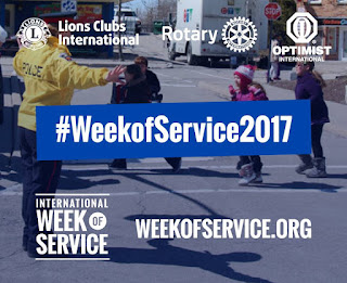 lions club week of service