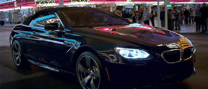 Tiesto - Red Lightsのミュージックビデオに登場する車は、BMW 6シリーズ