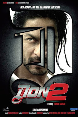 Don 2 First Look