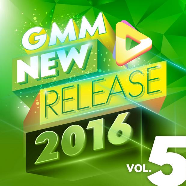 Download [Mp3]-[Hot New Album] รวมซิงเกิ้ล ใหม่ล่าสุดจาก แกรมมี่ GMM New Release 2016 Vol.5 CBR@320Kbps 4shared By Pleng-mun.com