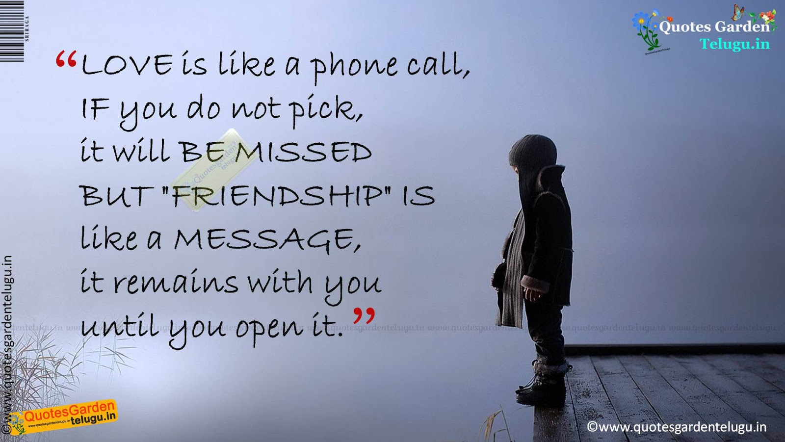 Heart Touching Friendship Quotes Wallpapers Collection