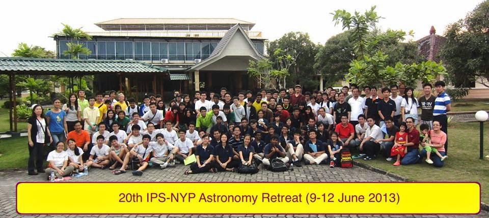 Astro Retreat 2013