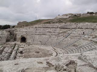 Resultado de imagen de teatro griego