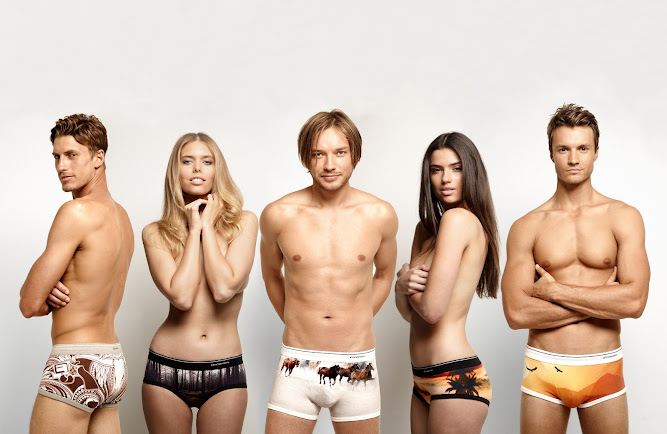 Stonemen Underwear Australia Campaign  Group
