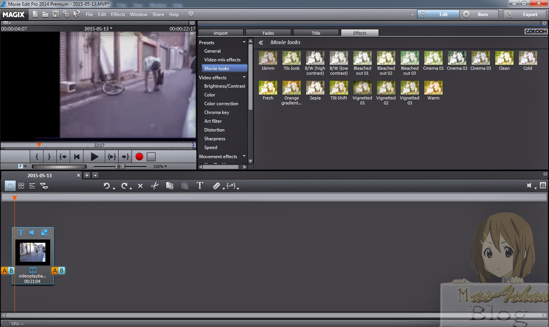 magix movie edit pro 2014 tutorial