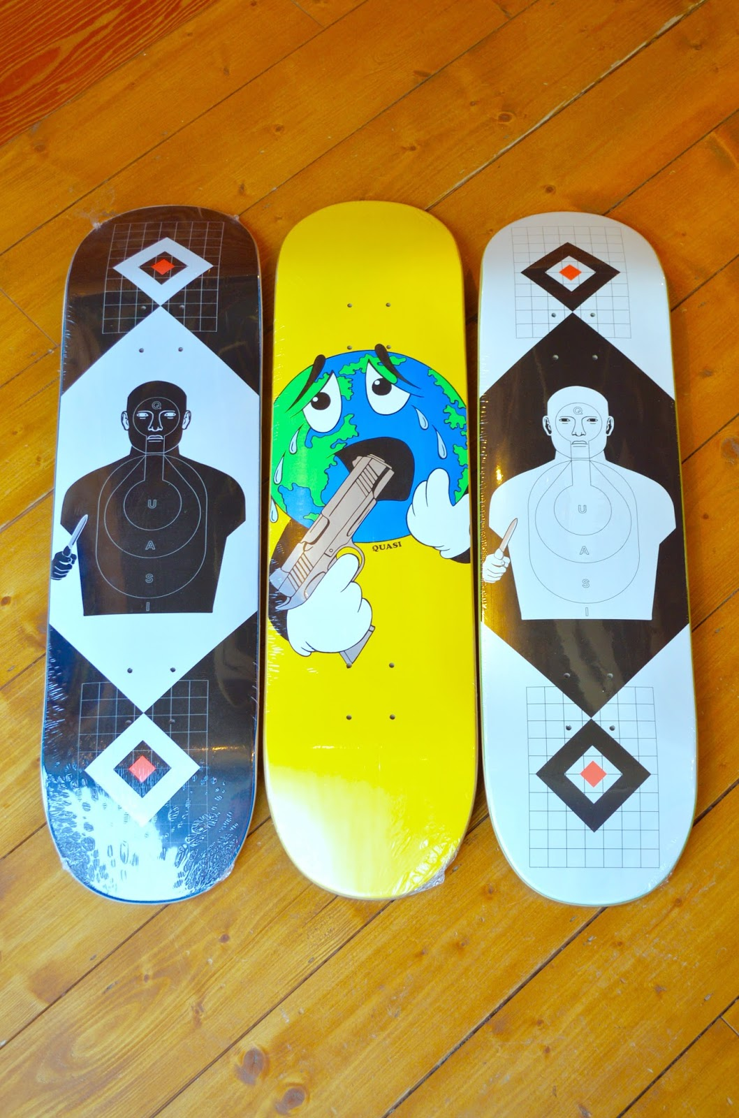 818f1992519 PROV BLOG  New Quasi Skateboards available now.