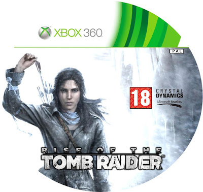 Label Rise Of The Tomb Raider