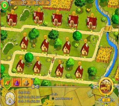 奇蹟小鎮(Wonderburg),漂亮的城鎮建造模擬!