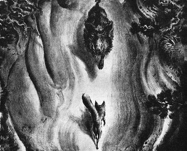 A. Paul Weber, villains