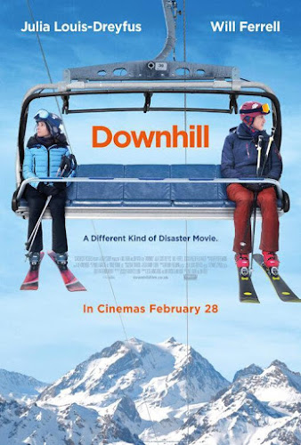 Downhill (BRRip 720p Dual Latino / Ingles) (2020)