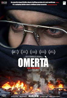 Omerta First Look Poster