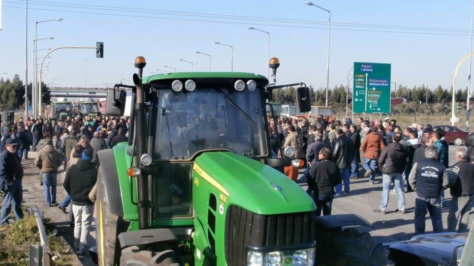 Κοινό Πανθεσσαλικό μπλόκο αγροτών στις 28 Ιανουαρίου στη Νίκαια