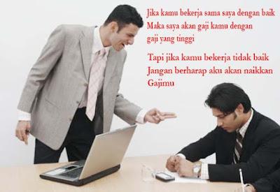 Bekerja Untuk Uang