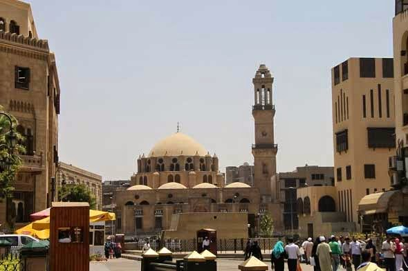Paket Umroh Plus Kairo 2017