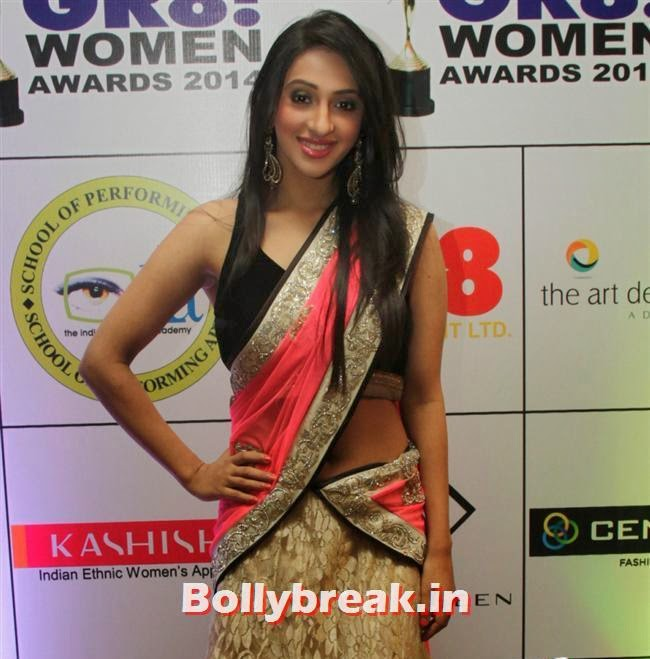 Akansha Ranjan, Shriya Saran, Sridevi, Tamanna at GR8 Women Awards 2014