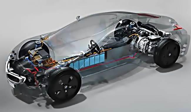 2016 BMW i9 Redesign