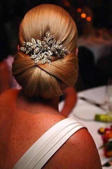 Peinado Para Las Novias Mas Sofisticadas Loveventos - Los-recogidos-mas-elegantes