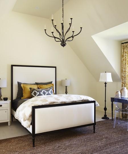 Modern Farmhouse Bedroom: Livable Machine: Modern Farmhouse