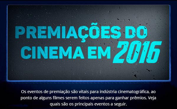 Premiações do Cinema em 2016